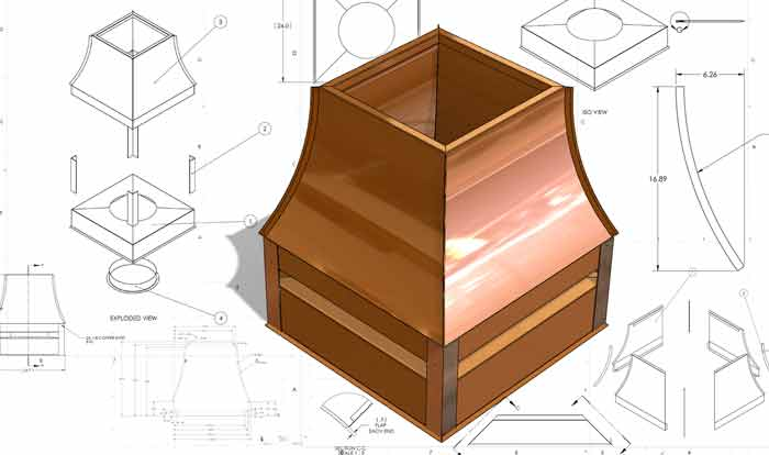 ChimneyCap3DDesign